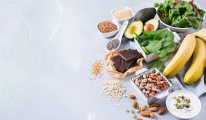 magnesium for depression foods
