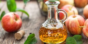 apple cider vinegar for eczema uses