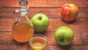 apple cider vinegar high blood pressure
