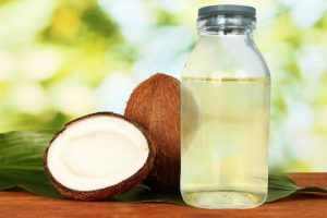 coconut oil water for weight loss