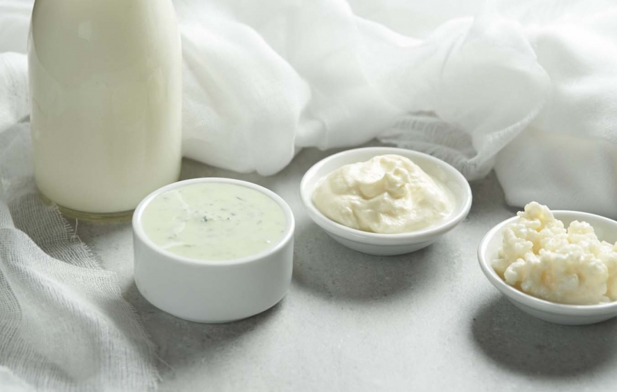 kefir for acne