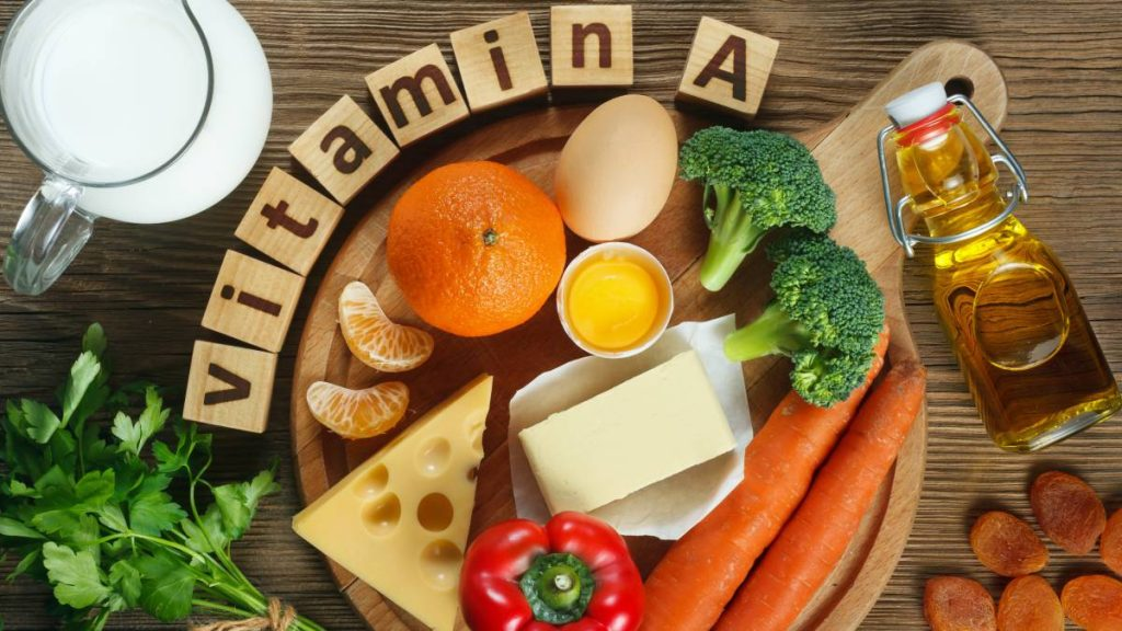 vitamin a for energy uses
