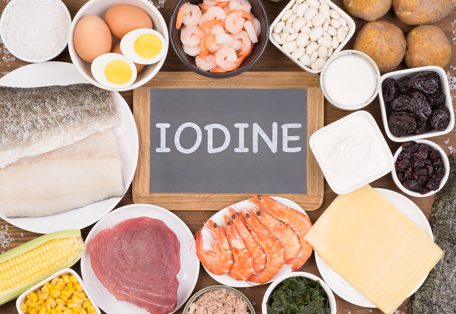 How Does Iodine Help With Weight Loss? Learn More | Vitagene