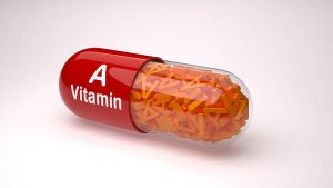 vitamin a for weight loss